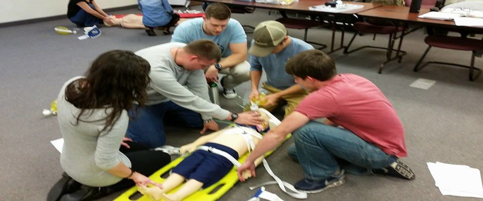 Become a good EMT on day one!